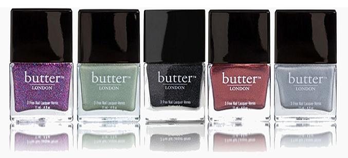 Butter London lança colecção de vernizes para Outono/Inverno 2012