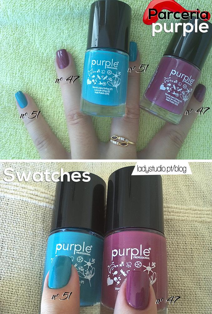 Purple nº 47 Purple nº 51