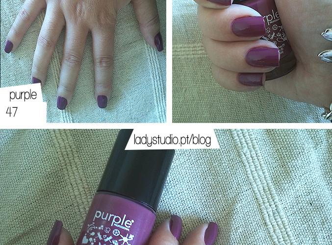 Review/Opinião: Purple nº 47