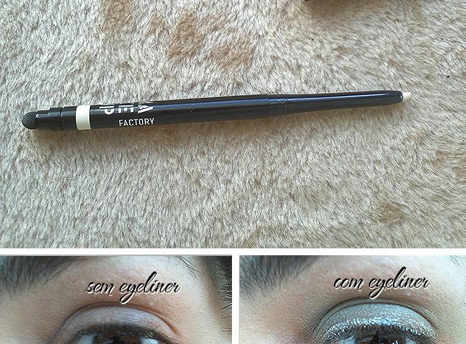 Review: Metallic Eyeliner 36 da Make Up Factory