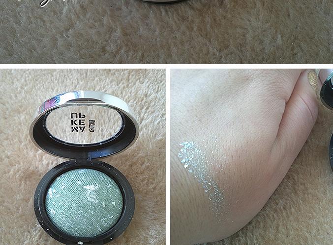 Review: Sombra Luxury Metallic Eye Shadow #60 da Make Up Factory