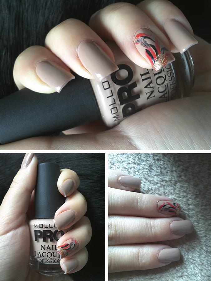 mollon pro nail lacquer professional 119