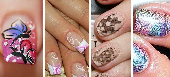 nail art primavera 2013