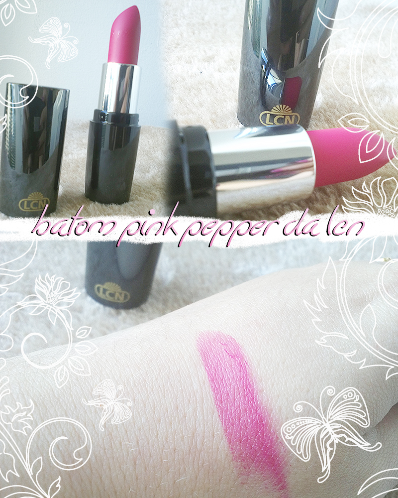 Batom da LCN da coleção Shades of Desert Collection #360 Pink Pepper