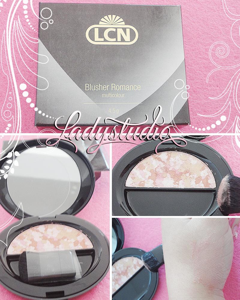 Blusher Romance multicolor da LCN