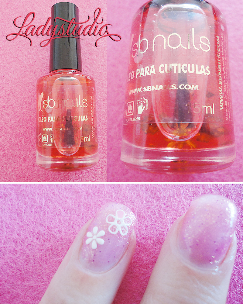 SB Nails Óleo para cutículas