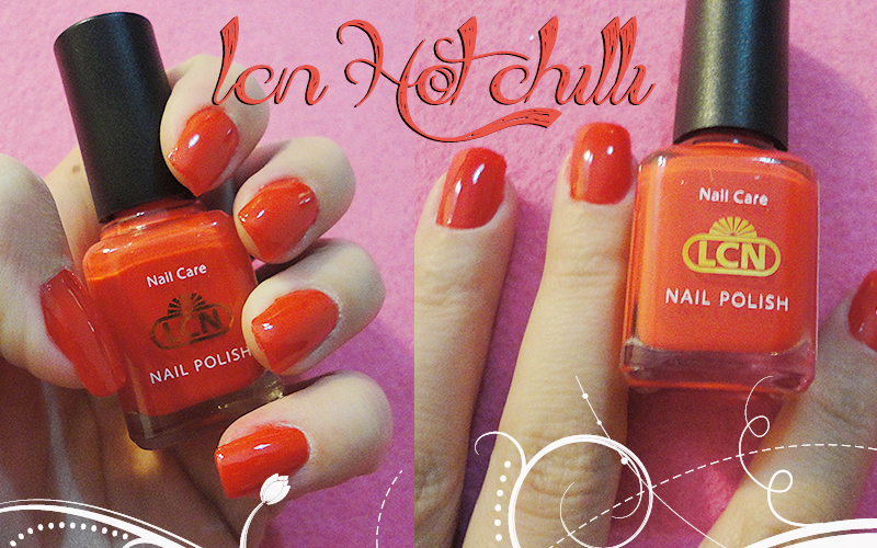 Verniz Hot Chilli 361 Shades Of Desert da LCN