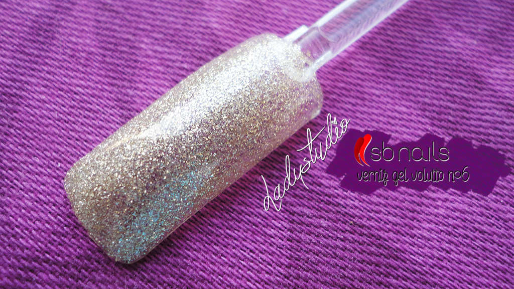 sb nails verniz gel volutto n06 - 1