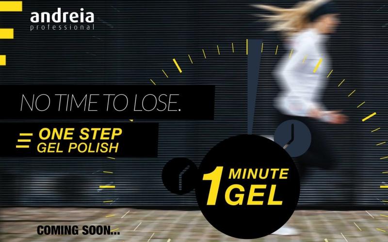 Andreia Professional – One step gel polish