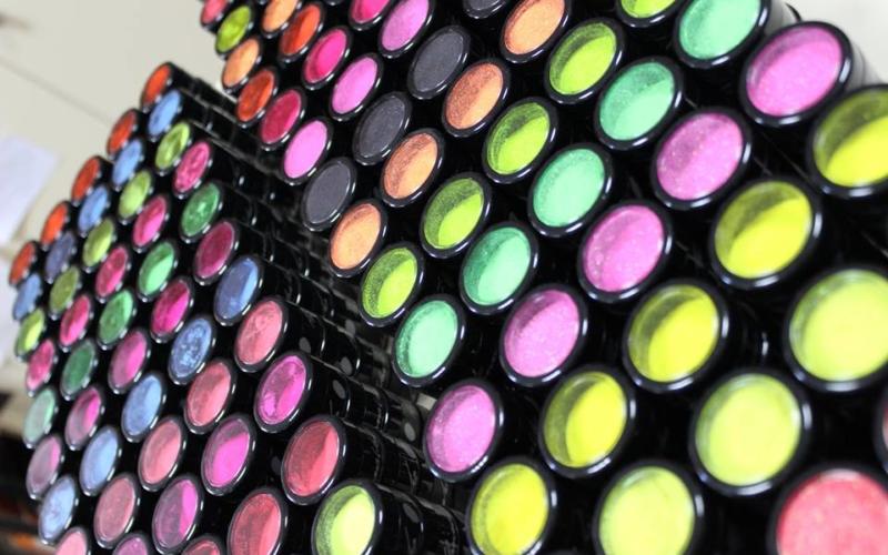 Novos pigmentos na loja Hanna Vasko & Nail Artists Portugal