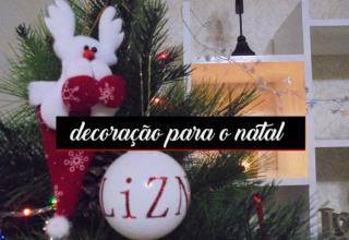 HOLIDAY DECOR ❄ Decoração Natalícia
